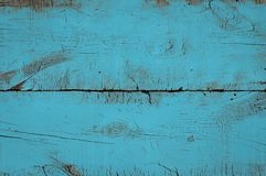 Textura de madeira azul, vista superior da tabela de madeira Feche acima do fundo r?stico colorido da parede, textura da tabela s imagem de stock