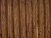 Textura de madeira de bambu da prancha abstraia o fundo Espaço para o texto Imagem de Stock