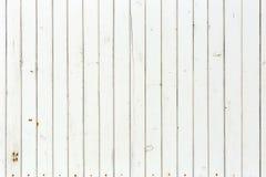 A textura de madeira branca com fundo natural dos testes padrões Fotos de Stock
