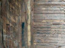 Textura de madeira Brown do Lath imagem de stock