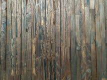 Textura de madeira Brown do Lath fotos de stock