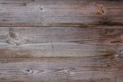 Textura de madeira de Brown Fundo de madeira Foto de Stock Royalty Free