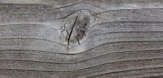 Textura de madeira cinzenta abstraia o fundo Fotografia de Stock Royalty Free