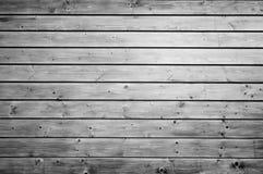 Textura de madeira cinzenta com teste padrão natural Fotografia de Stock Royalty Free
