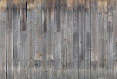 Textura de madeira cinzenta da parede Fotografia de Stock Royalty Free