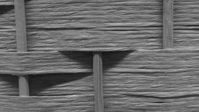 Textura de madeira cinzenta tecer r Foto de Stock Royalty Free