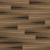 Textura de madeira clara com pranchas horizontais assoalho, tabela, superfície da parede Fotografia de Stock Royalty Free