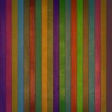 Textura de madeira colorida da parede fotos de stock