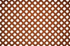 Textura de madeira com estrelas Imagem de Stock