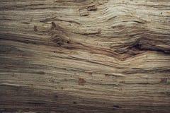Textura de madeira com nó no meio no estilo do vintage imagem de stock royalty free