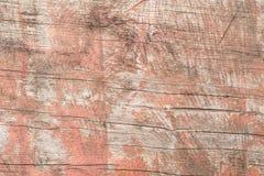 Textura de madeira com riscos e quebras Foto de Stock