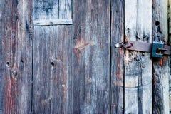 Textura de madeira com riscos e quebras Foto de Stock Royalty Free