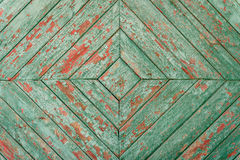 Textura de madeira com riscos e quebras Fotos de Stock