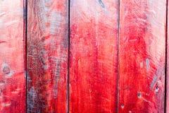 Textura de madeira com riscos e quebras Fotografia de Stock Royalty Free