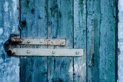 Textura de madeira com riscos e quebras Imagem de Stock