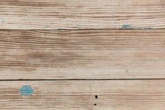 Textura de madeira com teste padrão natural Fundo de madeira envelhecido das pranchas foto macro da vista Fotografia de Stock Royalty Free