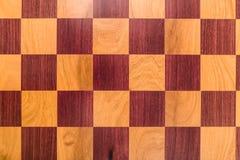Textura de madeira com teste padrão quadrado da verificação foto de stock