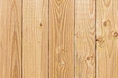 A textura de madeira com testes padrões naturais Fotografia de Stock Royalty Free