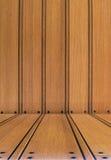 Textura de madeira com testes padrões naturais Imagens de Stock