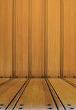 Textura de madeira com testes padrões naturais Imagem de Stock