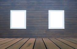 Textura de madeira com testes padrões naturais Fotografia de Stock Royalty Free