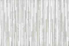 A textura de madeira com testes padrões naturais, branco lavou a textura de madeira Fotos de Stock Royalty Free
