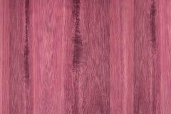Textura de madeira com testes padrões naturais, textura de madeira cor-de-rosa Fotografia de Stock