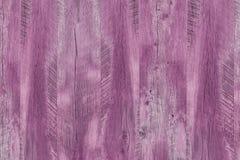 Textura de madeira com testes padrões naturais, textura de madeira cor-de-rosa Fotos de Stock Royalty Free