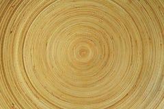 Textura de madeira concêntrica Foto de Stock