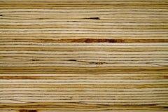 Textura de madeira da camada Fotos de Stock