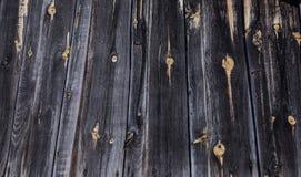 A textura de madeira da casa Foto de Stock
