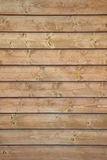 Textura de madeira da cerca Fotografia de Stock