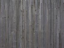 Textura de madeira da cerca Foto de Stock