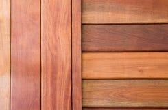 Textura de madeira da cor de Brown, madeira velha Fotografia de Stock