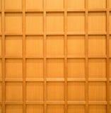 Textura de madeira da parede Foto de Stock Royalty Free