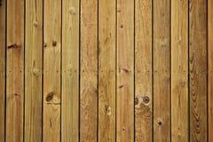 Textura de madeira da porta da garagem Imagens de Stock Royalty Free