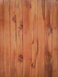 Textura de madeira da prancha da teca com o wa natural da teca da prancha da teca dos testes padrões Imagens de Stock Royalty Free