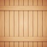 Textura de madeira da prancha do vetor para seu fundo Imagem de Stock Royalty Free
