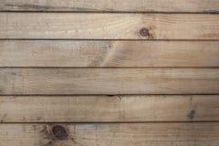 Textura de madeira das placas Foto de Stock Royalty Free
