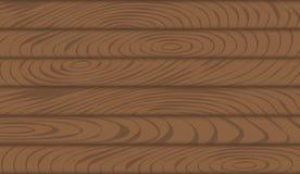 Textura de madeira das placas Fundo de madeira Imagens de Stock Royalty Free