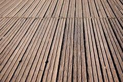 Textura de madeira das pranchas Foto de Stock