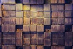 Textura de madeira das pranchas Foto de Stock Royalty Free
