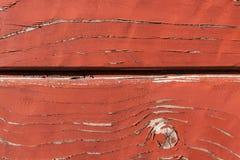 Textura de madeira das pranchas do vintage do Marsala Foto de Stock Royalty Free