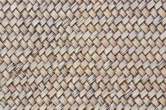 Textura de madeira de bambu. Fotos de Stock Royalty Free