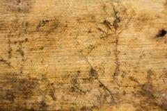 Textura de madeira de Brown Fotografia de Stock