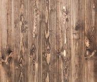 Textura de madeira de contraste Textura de madeira escura Imagem de Stock