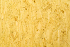 Textura de madeira de OSB imagem de stock royalty free