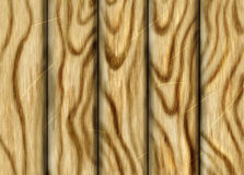 Textura de madeira desenhada mão Foto de Stock