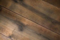 textura de madeira do assoalho do carvalho com backgtound natural do teste padrão Foto de Stock