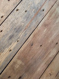 Textura de madeira do carretel de cabo Imagens de Stock